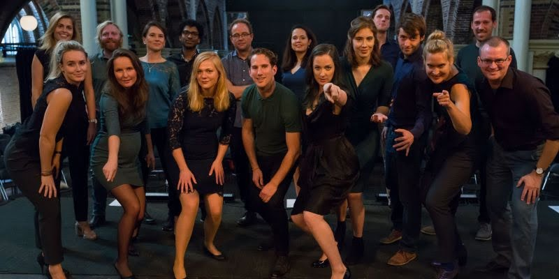 A capella groep the Amsterdam Vocals zoekt talentvolle mezzo